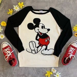 Vintage Disney Mickey Mouse Sweater